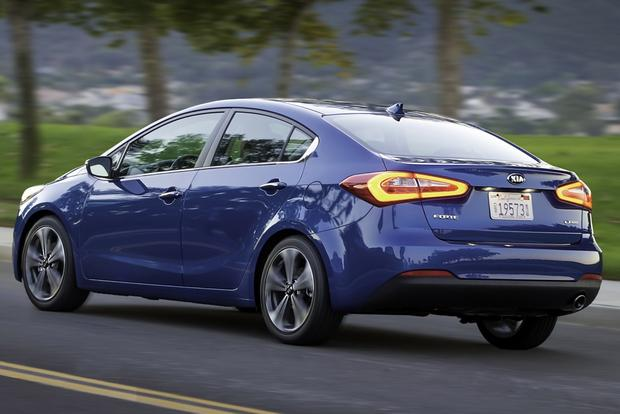 2015 Kia Forte New Car Review Autotrader