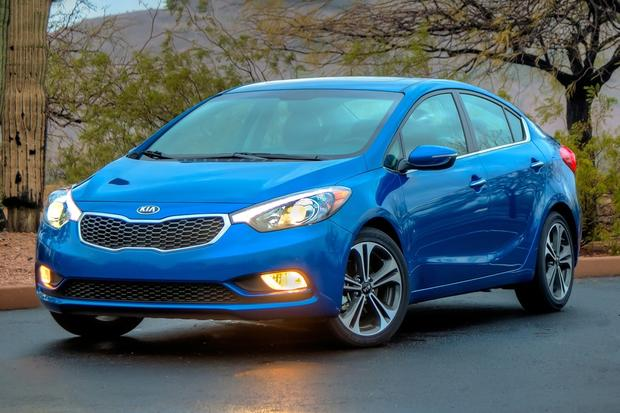 2015 Kia Forte: New Car Review featured image large thumb0