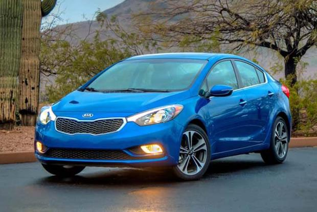 2016 Kia Forte: New Car Review