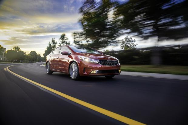 2018 Kia Forte: New Car Review featured image large thumb0