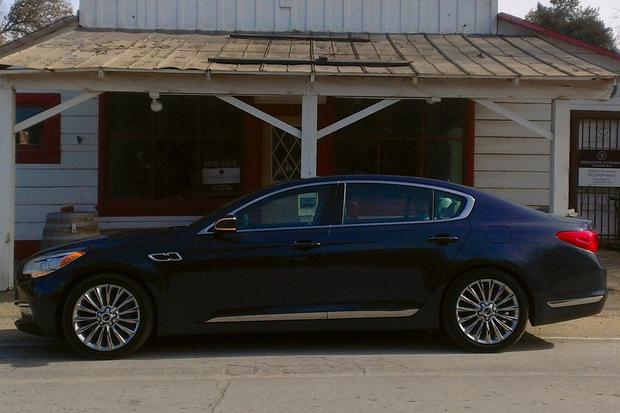 2015 Kia K900: First Drive Review featured image large thumb6
