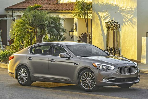 2016 Kia K900: New Car Review