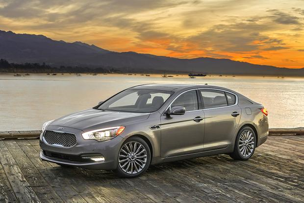 2017 Kia K900: New Car Review