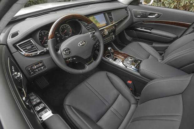 kia k900 2015 white. 2015 kia k900 new car review featured image large thumb5 white
