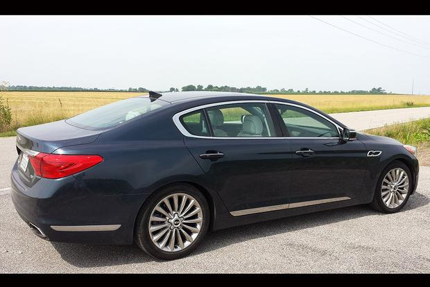 2015 Kia K900: Rock 'n' Roll Road Trip Introduction featured image large thumb2