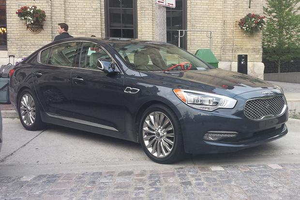 2015 Kia K900: Rock 'n' Roll Road Trip Introduction featured image large thumb3