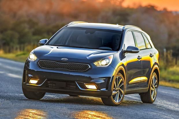 2017 Kia Niro: First Drive Review