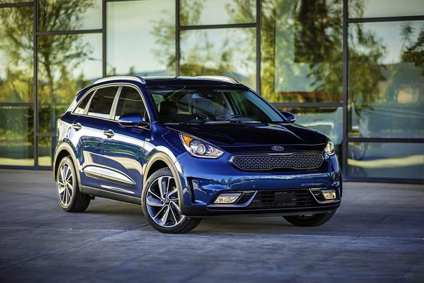2017 Kia Niro: New Car Review