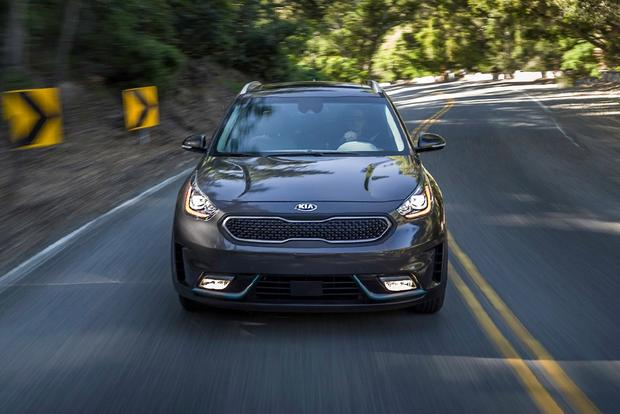 Kia Niro PHEV: First Drive Review featured image large thumb2