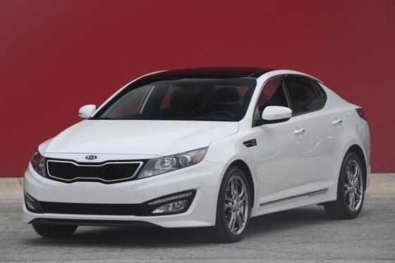 2013 Kia Optima: New Car Review featured image large thumb1
