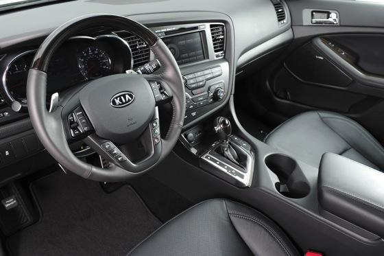 2013 Kia Optima: New Car Review featured image large thumb45
