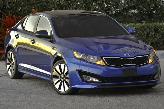 2013 Kia Optima: New Car Review featured image large thumb22