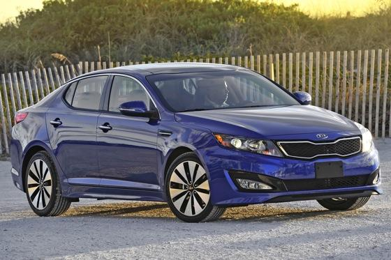 2013 Kia Optima: New Car Review featured image large thumb33