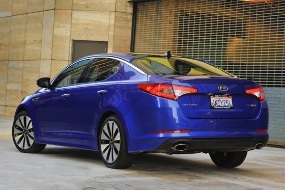 2013 Kia Optima: New Car Review featured image large thumb41