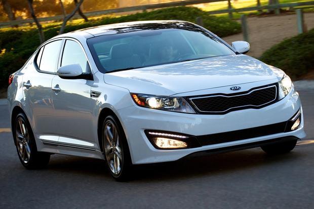 2015 kia optima new car review autotrader. Black Bedroom Furniture Sets. Home Design Ideas