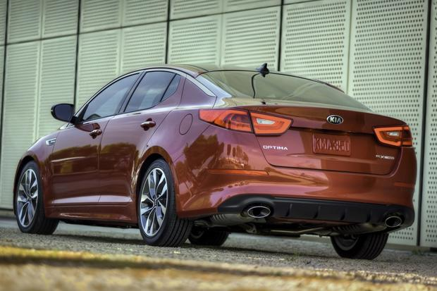2014 Kia Optima: New Car Review featured image large thumb2