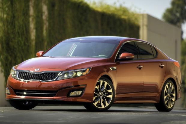 2014 Kia Optima: New Car Review - Autotrader