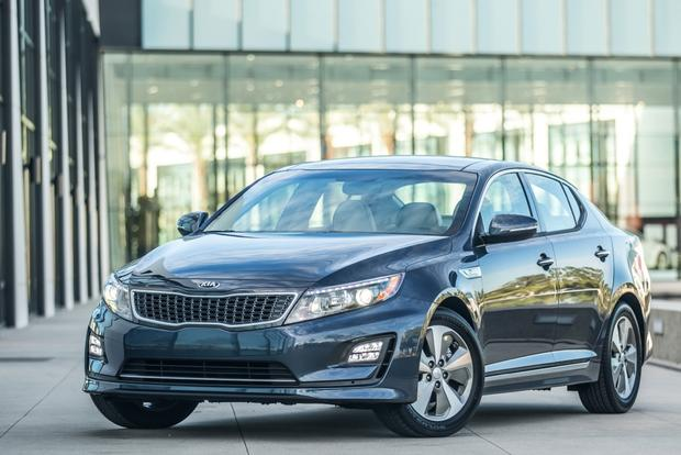 2014 Kia Optima Hybrid: First Drive Review featured image large thumb1