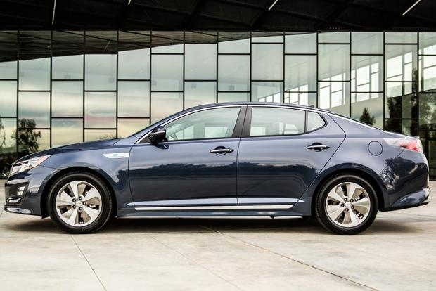 2014 Kia Optima Hybrid: First Drive Review - Autotrader