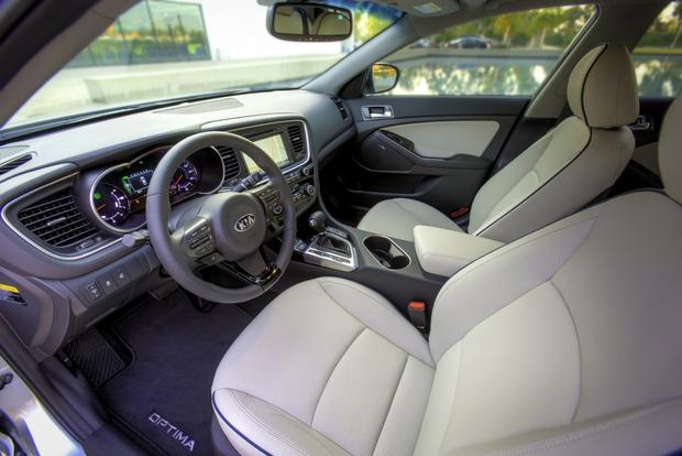 2014 Kia Optima Hybrid: First Drive Review featured image large thumb3