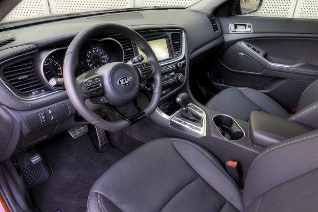 2015 Kia Optima: New Car Review featured image large thumb4