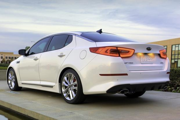 2015 Kia Optima: Used Car Review