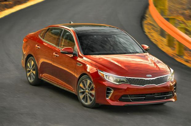 2016 Kia Optima: New Car Review featured image large thumb0
