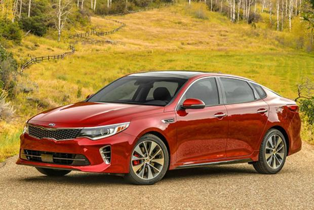 2016 Kia Optima: New Car Review featured image large thumb3
