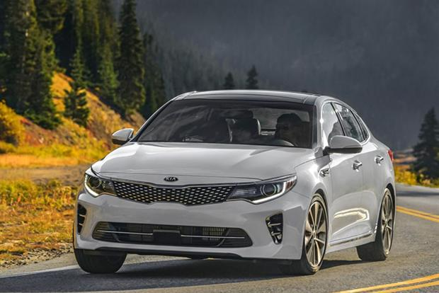 2016 Kia Optima: New Car Review featured image large thumb2