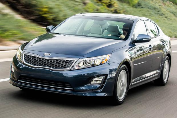 2016 Kia Optima Hybrid: New Car Review
