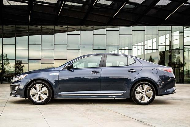 2016 kia optima hybrid new car review autotrader. Black Bedroom Furniture Sets. Home Design Ideas