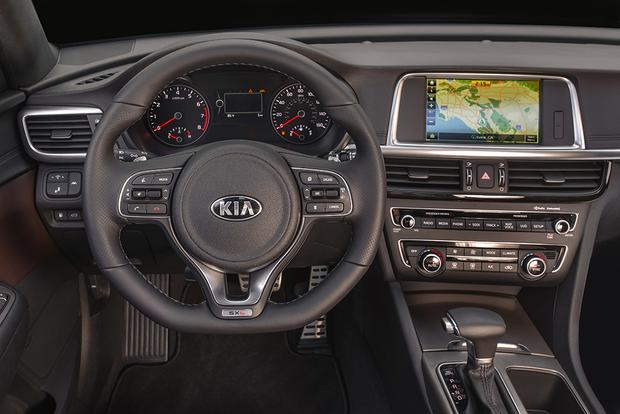2017 Kia Optima New Car Review Autotrader