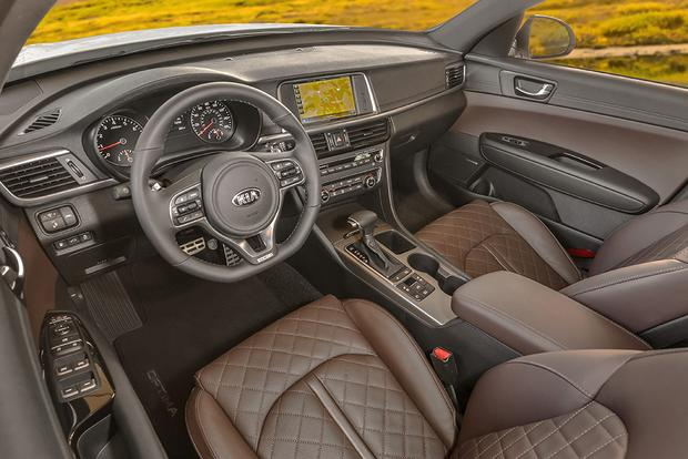 2018 Kia Optima: New Car Review featured image large thumb5