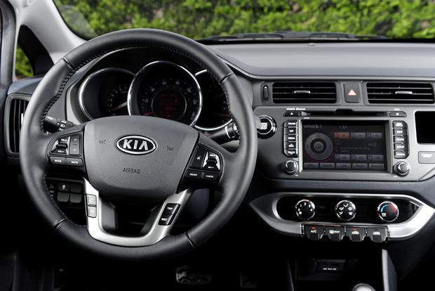 2012 Kia Rio Sedan: First Drive featured image large thumb16