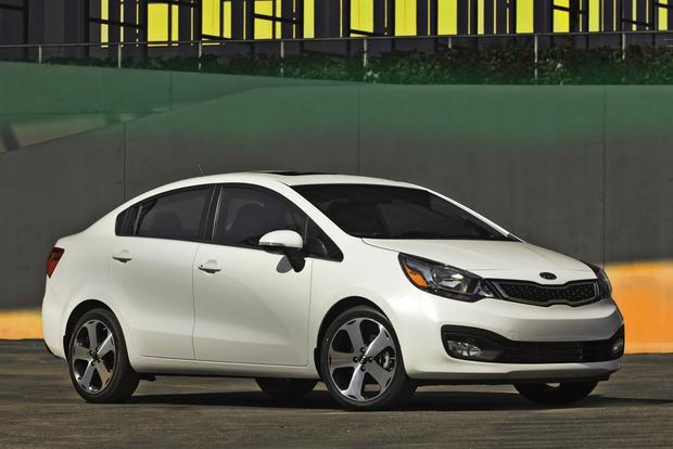 2013 Kia Rio: New Car Review featured image large thumb0