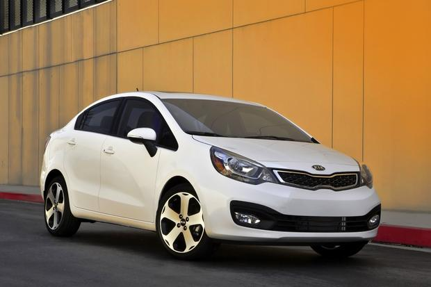 2013 Kia Rio: New Car Review featured image large thumb2