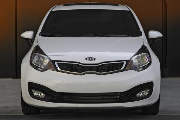2014 Kia Rio: New Car Review - Autotrader
