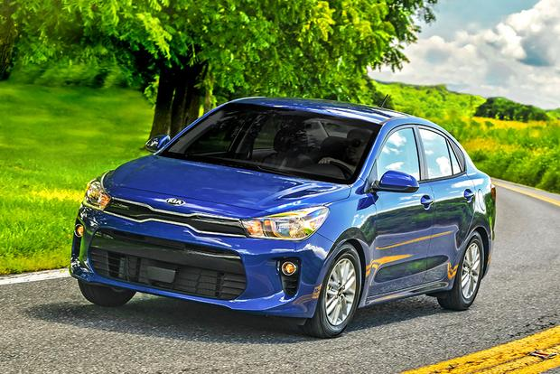 2018 Kia Rio First Drive Review Autotrader