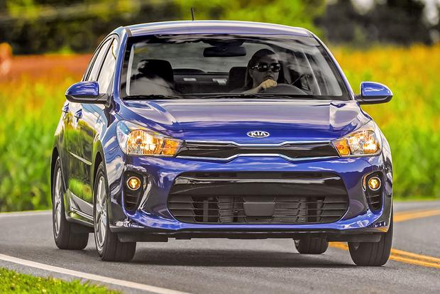2018 Kia Rio: New Car Review featured image large thumb0