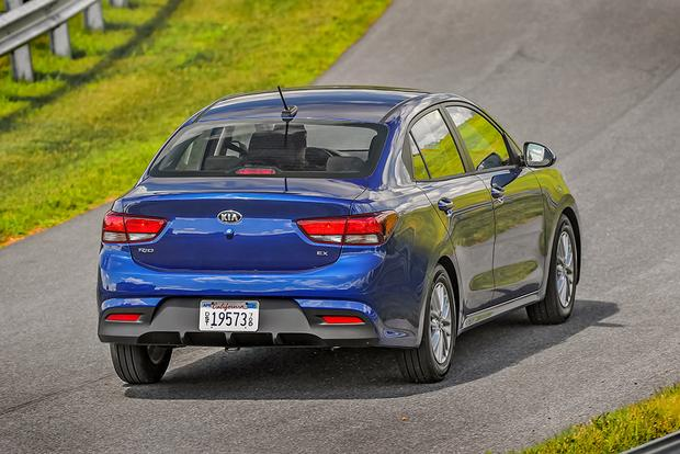 2018 Kia Rio: New Car Review featured image large thumb2