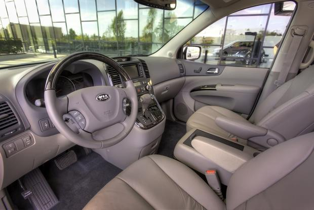 2014 Kia Sedona: New Car Review featured image large thumb6