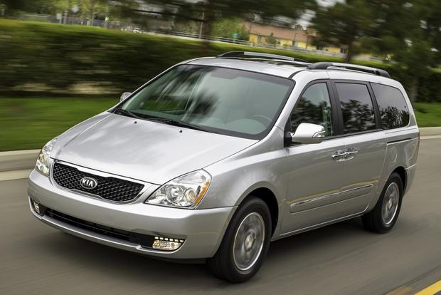 2014 Kia Sedona: New Car Review featured image large thumb1