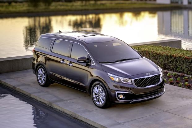 Superb 2015 Kia Sedona: New Car Review Featured Image Large Thumb0