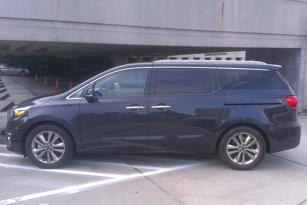 2015 Kia Sedona: Road Warrior featured image large thumb7