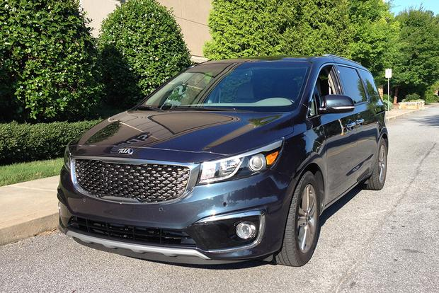 2015 Kia Sedona: A Whine and a Rattle featured image large thumb1