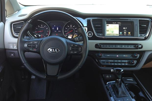 2015 Kia Sedona: A Whine and a Rattle featured image large thumb5