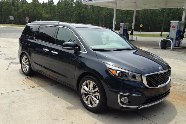 2015 Kia Sedona: In-Car Entertainment featured image large thumb5