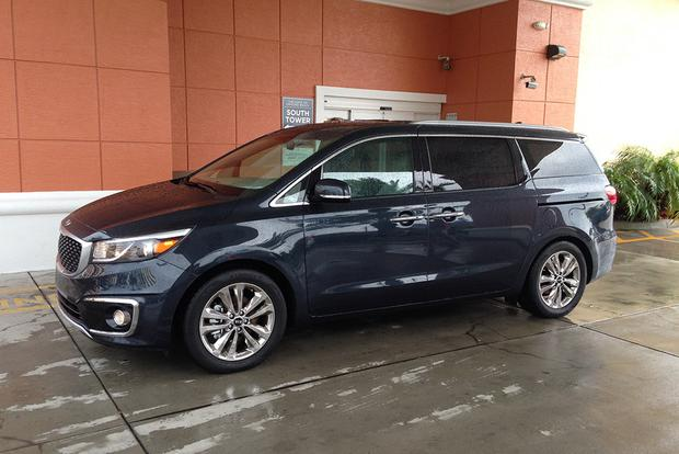 2015 Kia Sedona: Still Great featured image large thumb5