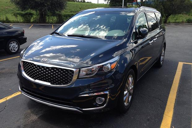 2015 Kia Sedona: Family Road Trip featured image large thumb5