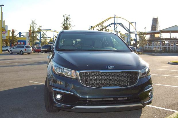 2015 Kia Sedona: Road Warrior featured image large thumb5